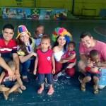 Jovens da Pré-CVX Manaus realizam experiência missionária com crianças haitianas