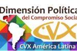 Sessão Virtual do Curso de Dimensão Política do Compromisso Social da CVX