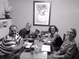 Primeira Reunião da Comissão da Assembleia Nacional CVX, Belo Horizonte, 2017