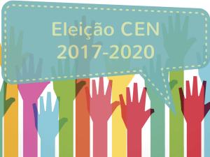 Indicação de Candidatas e Candidatos ao CEN - Mandato 2017-2020