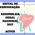 CARTA CONVOCATÓRIA – AGN 2017