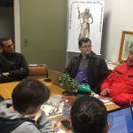 Assessores da CVX Regional Sul realizam segunda reunião do ano