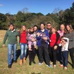 Reunião no Paraná dos participantes do MAGIS 5 – Grupo Brasil