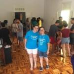 Partilha de Paola no Amar e Servir 2018