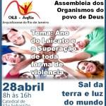 Regional Rio participa da Assembleia dos Organismos do Povo de Deus