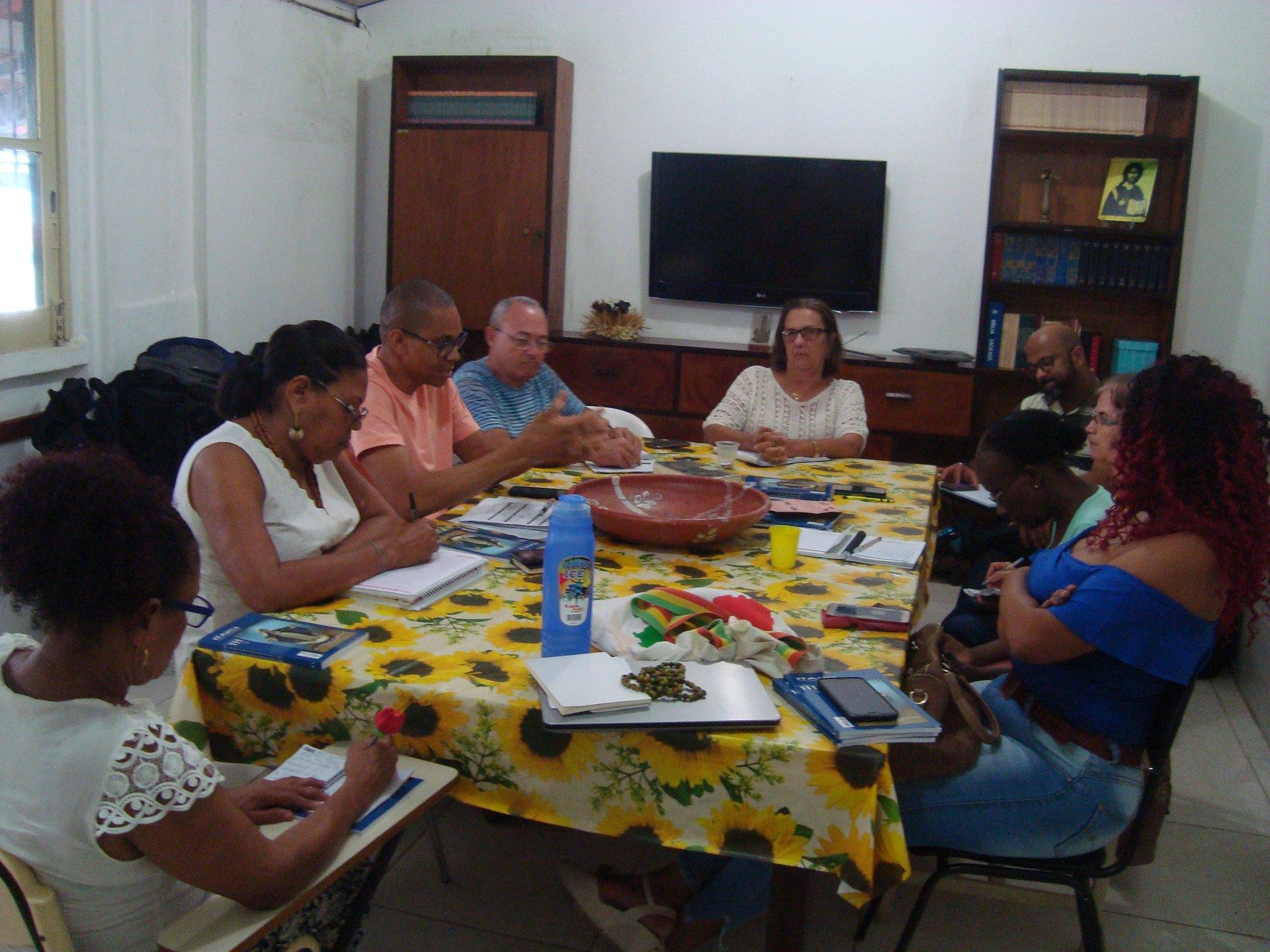 Reunião da Coordenação da Regional Bahia