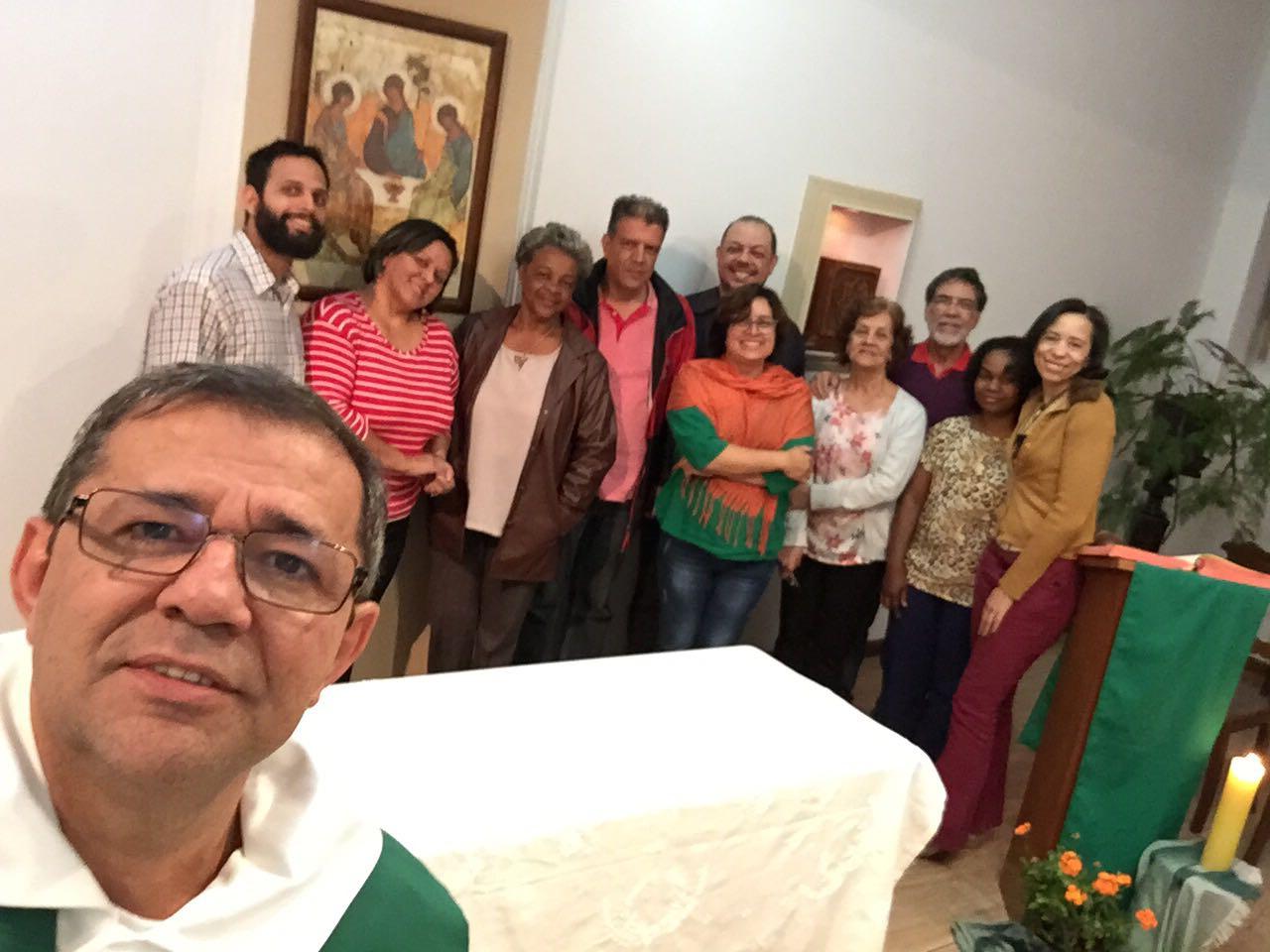 Encontro de Oração e Formação da Regional Minas Gerais