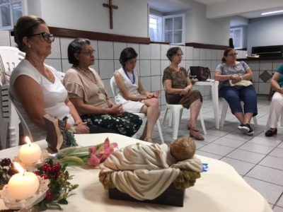 Encontro, Missas, Jantar e Solidariedade marcam final de semana da Regional Sul