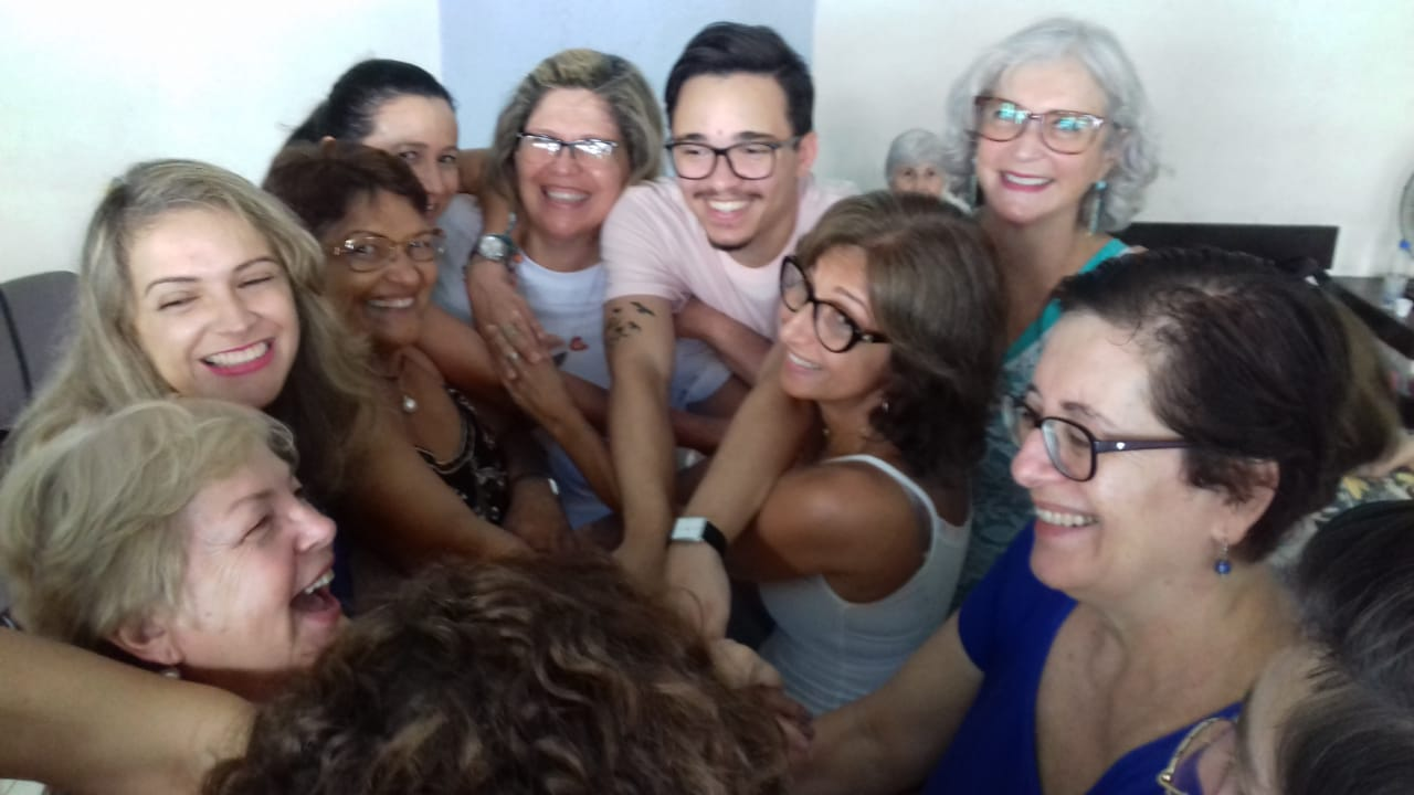 Primeira Reunião de Coordenadores e Assessores da Regional Rio