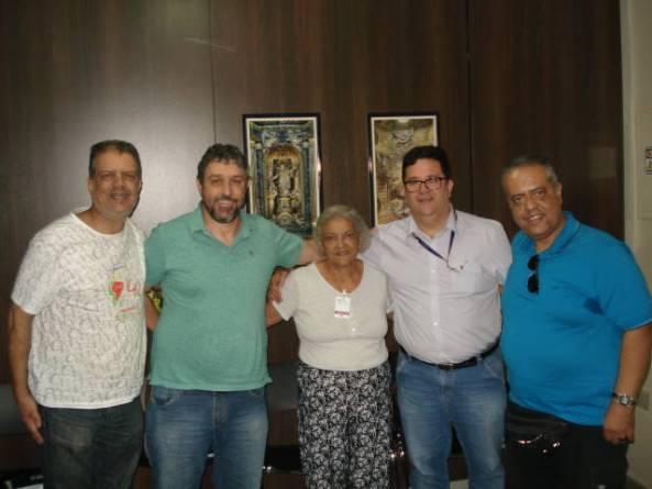 Parceria da Regional CVX Minas com o Colégio Loyola