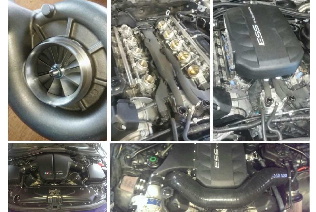 M5 V10 Kompressor CWR