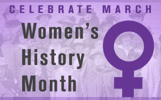 Image result for March is International Women's month