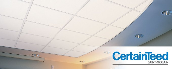 CertainTeed Ceilings, Tiles, & Grid