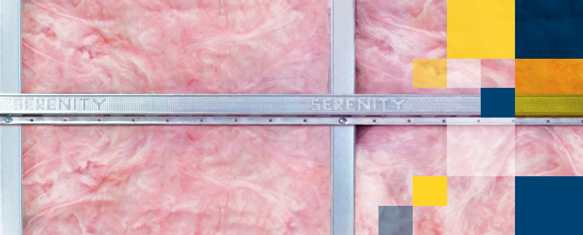 SCAFCO SERENITY-RC Sound Channel