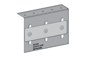 ESC – Exterior Head-of-Wall Deflection Slide Clip