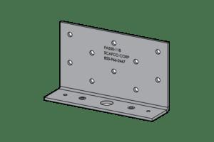 FA – Secure Floor Anchor Clip
