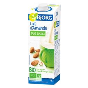 Bjorg – Boissons Végétales 0,40 € DE RÉDUCTION