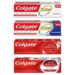 Colgate® – Dentifrice 0,40 € DE RÉDUCTION