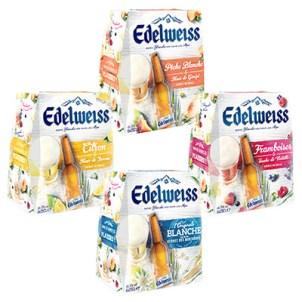 Edelweiss 0,70 € DE RÉDUCTION