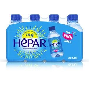 Hépar 0,40 € DE RÉDUCTION