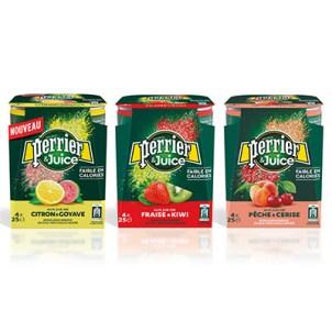 Perrier® & Juice 0,40 € DE RÉDUCTION