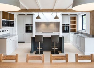 kitchen extension project full refurbishment