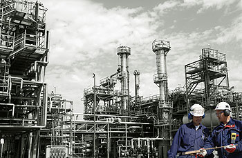 Oil Refining and Petrochemicals