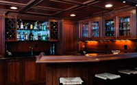 Basement Bars - Custom Wood Creations