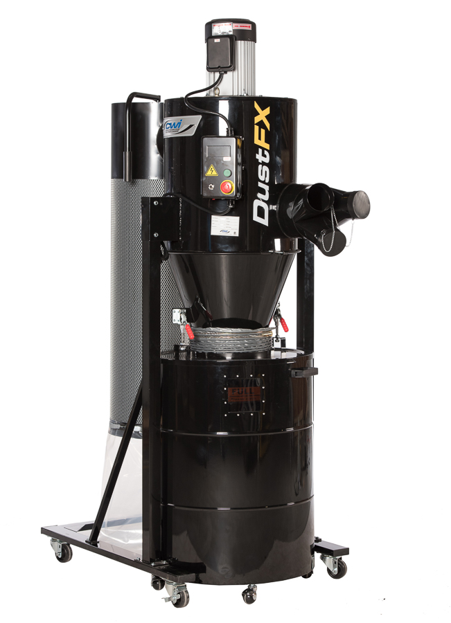Craftex Dust Collector Canada