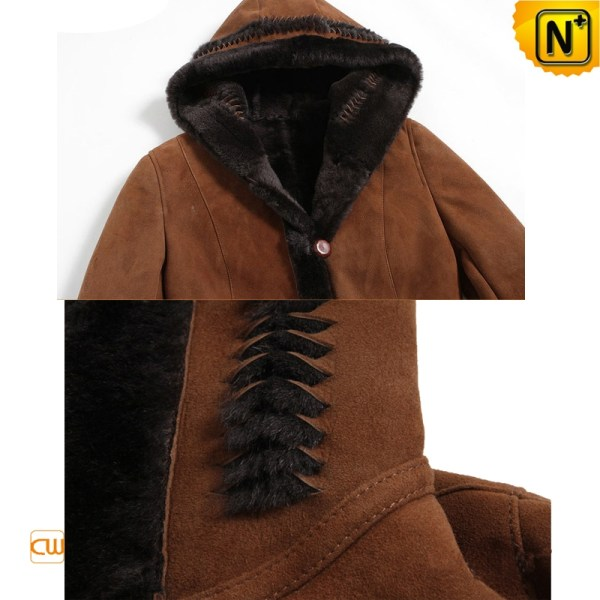 Womens Fur Lined Hooded Coats Cwmalls