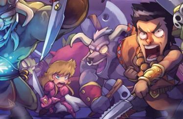 Twophées Cwowd-Arcadia Quest