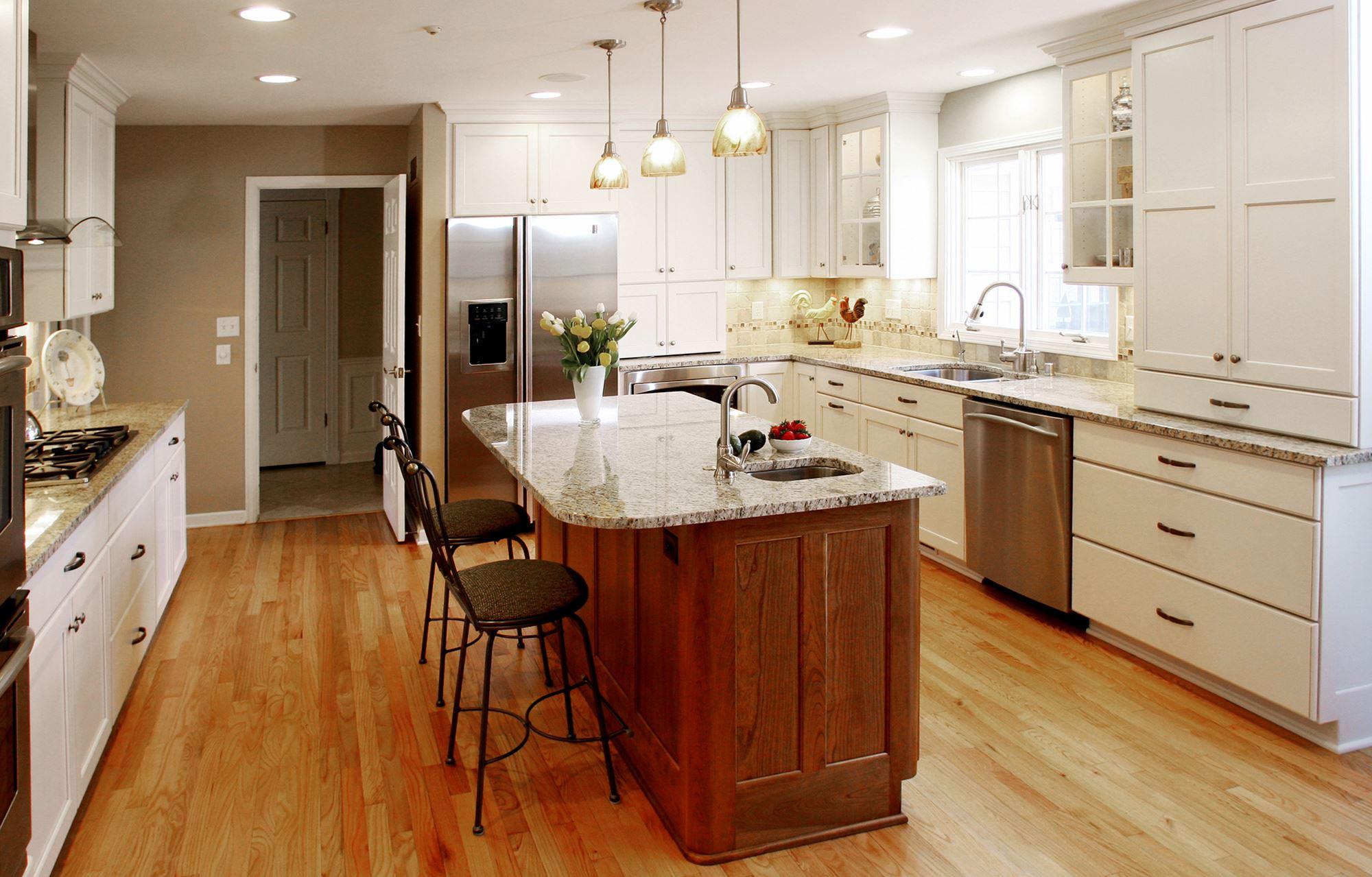 Sunrise Kitchen  Gallery  Custom Wood Products