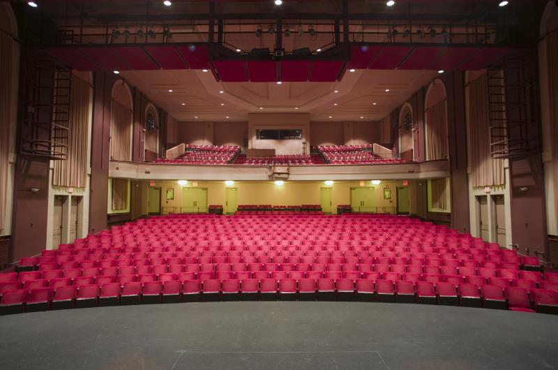Theatre  Performance Spaces
