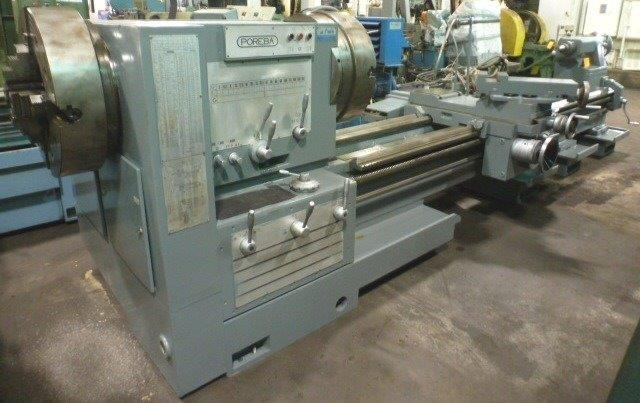 POREBA HEAVY DUTY OIL COUNTRY LATHE - 29727