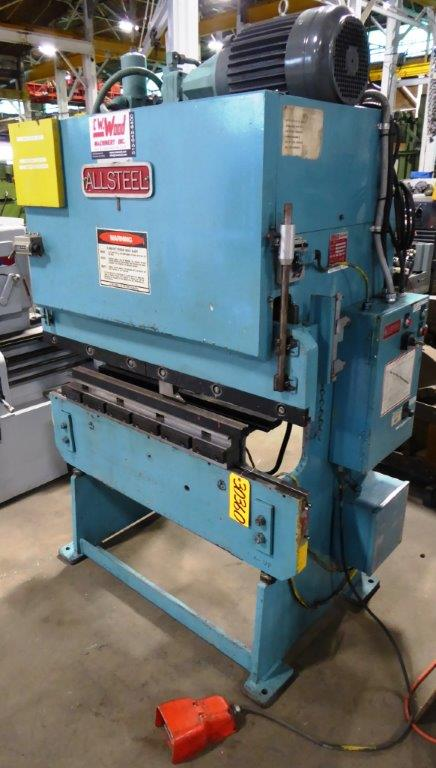 ALLSTEEL HYDRO-MECHANICAL PRESS BRAKE - 30360