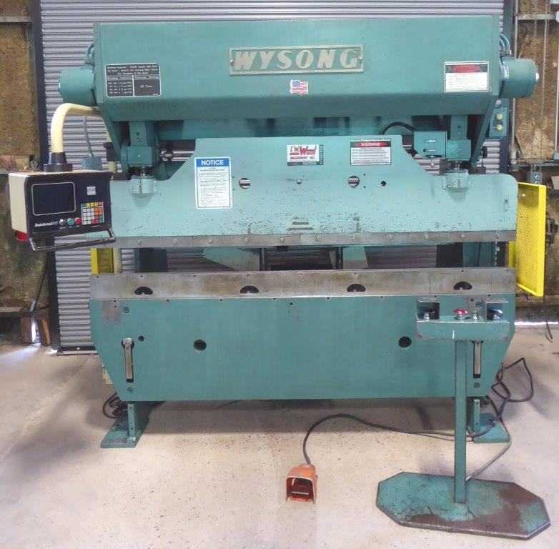 30444_Wysong_Press_Brake