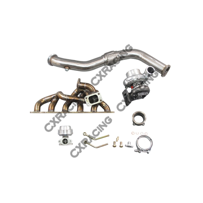 Turbo Kit For Nissan Skyline GTR GT35 S13 S14 240SX