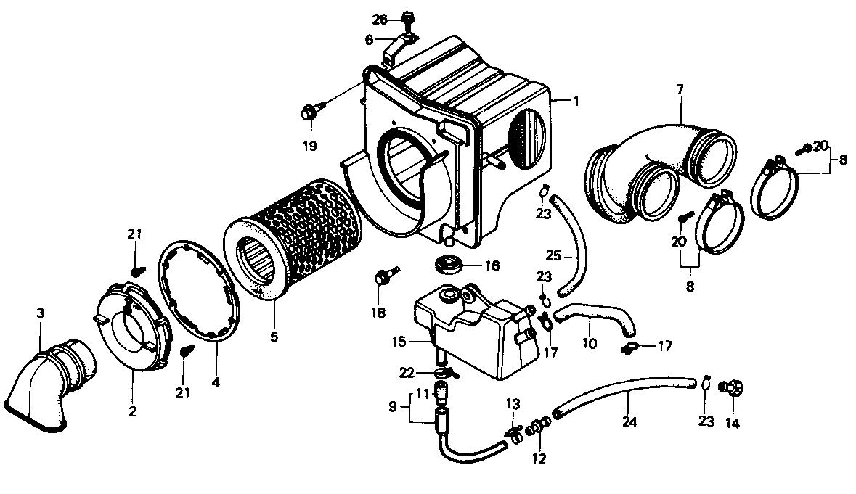 cx 500 service manual