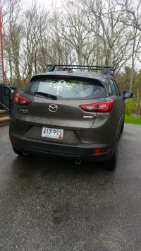 Roof racks and fairings - Page 9 - Mazda CX3 Forum