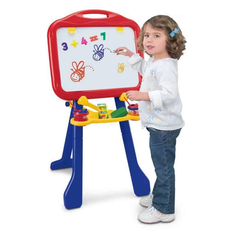 Crayola Tripod Easel  CXC Toys  Babies