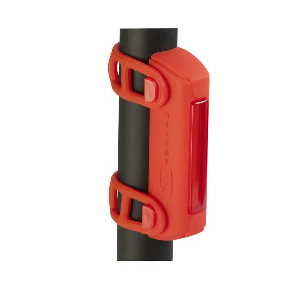 Product Reviews Serfas Thunderbolt Bike Light and Knog
