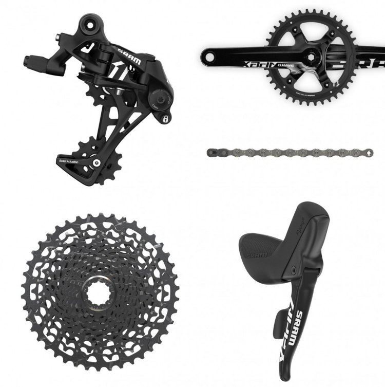 Giveaway: Win a new SRAM Apex 1 Component Group - Cyclocross Magazine - Cyclocross and Gravel News. Races. Bikes. Media