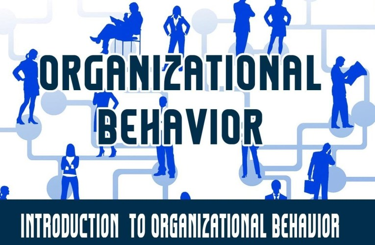 Why Managers Need To Understand Organizational Behavior