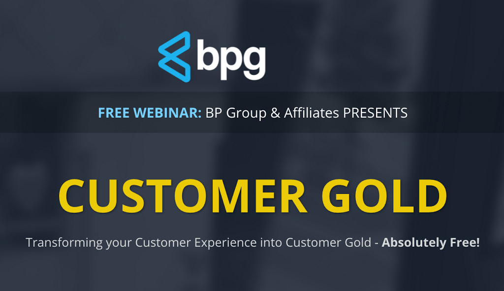 Customer Gold – Converting any Customer Experience into a Gold mine