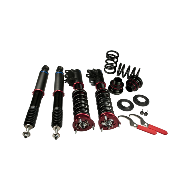 32 Damper Camber Plate Suspension CoilOvers For HONDA 06