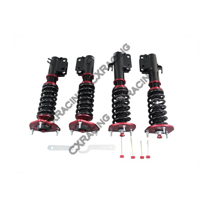 Damper CoilOver Suspension Kit for 97-02 Subaru Forester SF