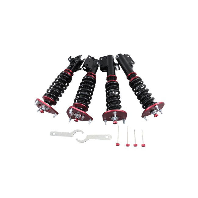 Damper CoilOver Suspension Kit with Pillow Ball Mounts for