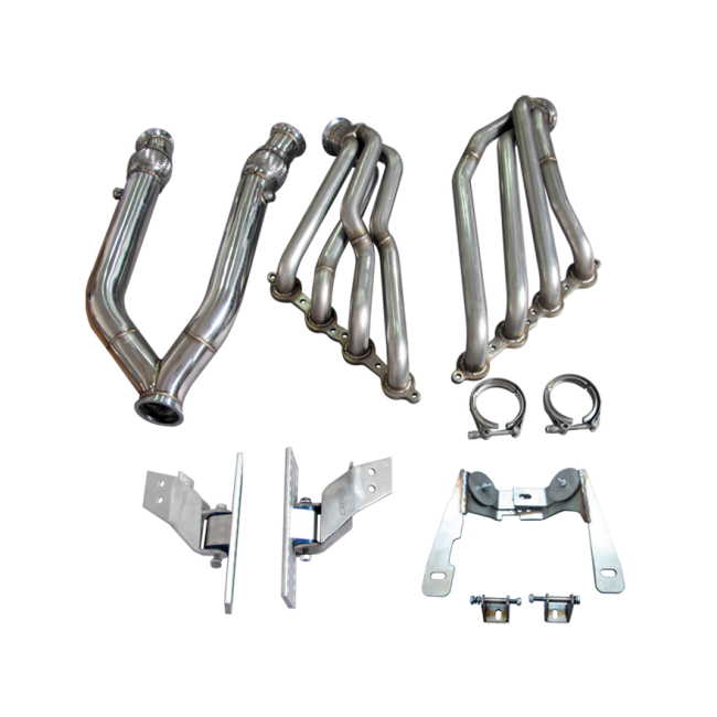 LS1 Engine T56 Trans Mounts Header Exhaust Y For 240Z 260Z