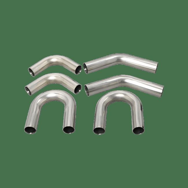 Universal Stainless Piping Kit 2.5