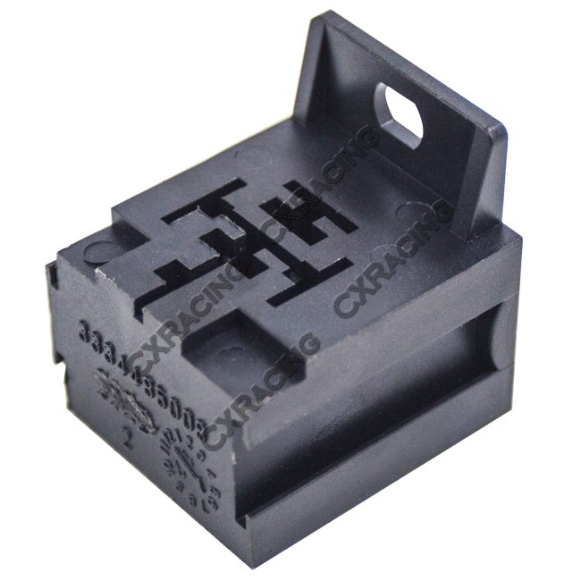 Details About Relay Harness Socket 12v Wiring Connector Accessories
